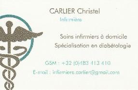 logo Infirmière Carlier