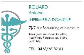 ROUARD Antoine WANLIN
